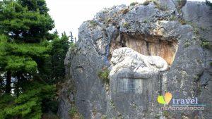 Το λιοντάρι των Βαυαρών στο Ναύπλιο